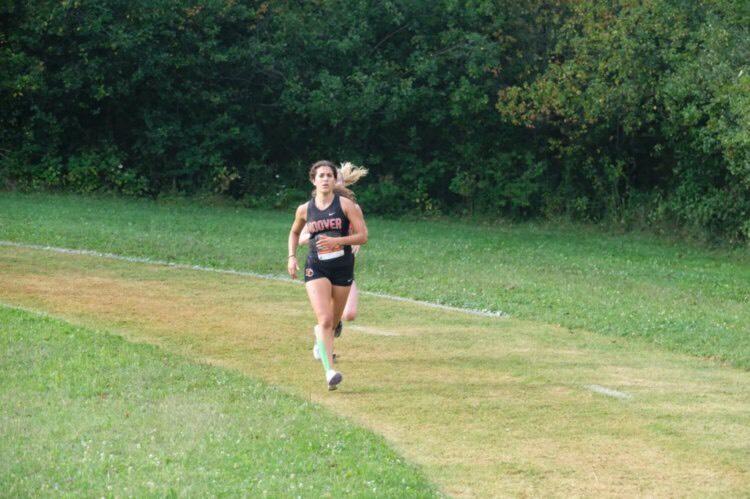 Junior Achieves Runner of the Week