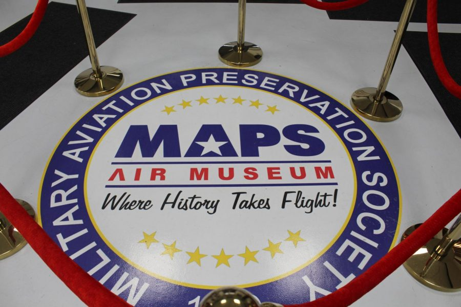 The MAPS Air Museum is located in North Canton, Ohio.